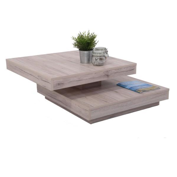 couchtisch ben sandeiche sockelfu tischplatte drehbar m bel stellbrink. Black Bedroom Furniture Sets. Home Design Ideas