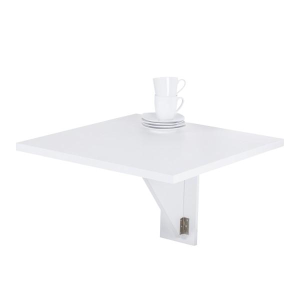Wandtisch klapptisch luca zur wandmontage wei m bel stellbrink - Wandtisch klappbar ...