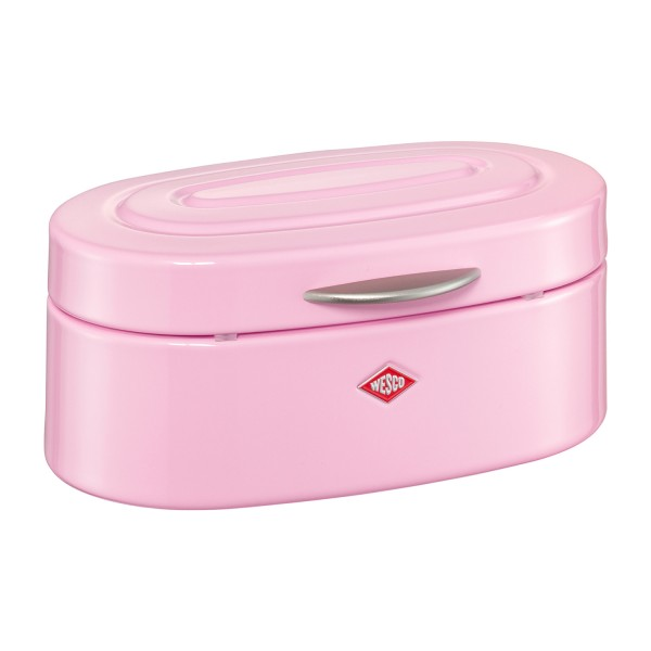 Wesco Brotkasten - Mini Elly - Rosa