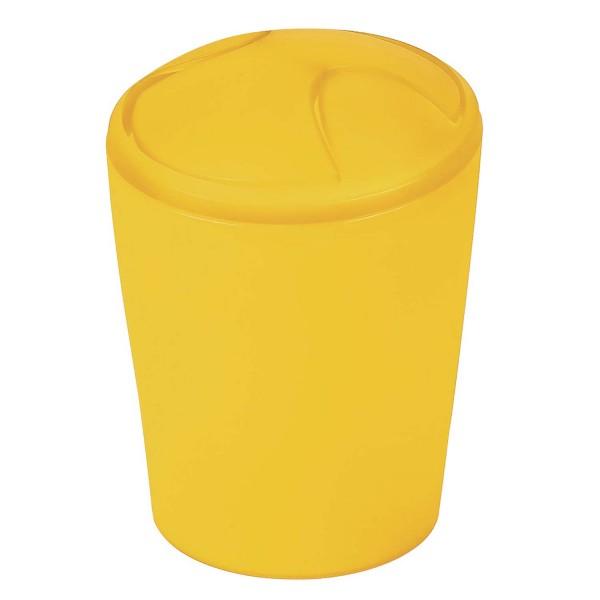 Abfalleimer Move - Gelb 2 Liter
