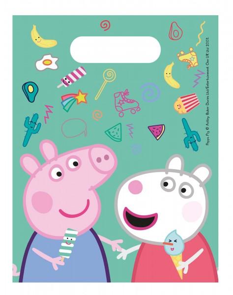 Geschenktüte Peppa Pig 6 Stück