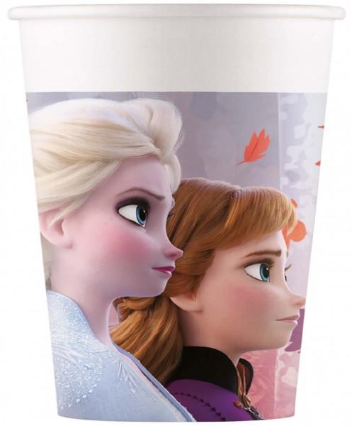 Trinkbecher Frozen II 8 Stück