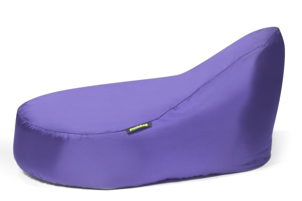 Pushbag - Sitzsack Seat XL - Bezug Oxford in Violett - 115cm